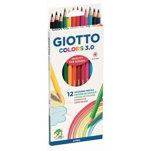 Kredki Giotto Colors 3.0 12szt., 379021