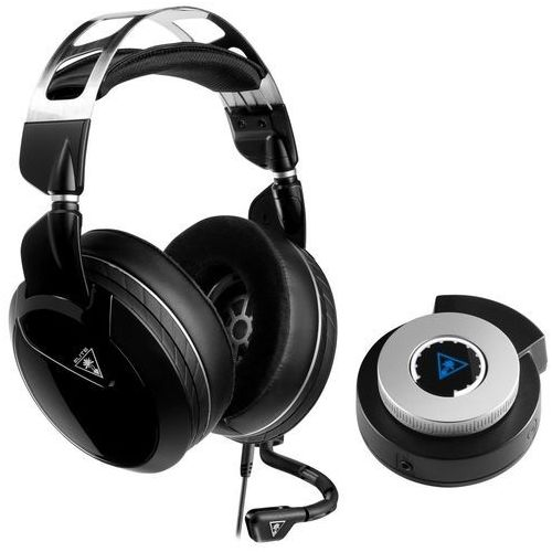 słuchawki do gier elite pro 2 + superamp, czarne (tbs-2095-02) marki Turtle beach