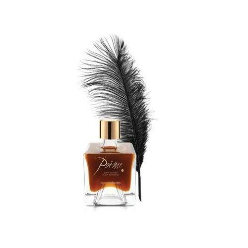 Bijoux indiscrets (sp) Poeme - aromatyzna farba do ciała karmel | 100% dyskrecji | bezpieczne zakupy