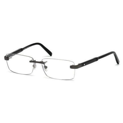 Mont blanc Okulary korekcyjne  mb0617 008