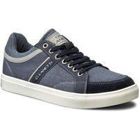 Gino lanetti Sneakersy - mp07-16389-01 granatowy