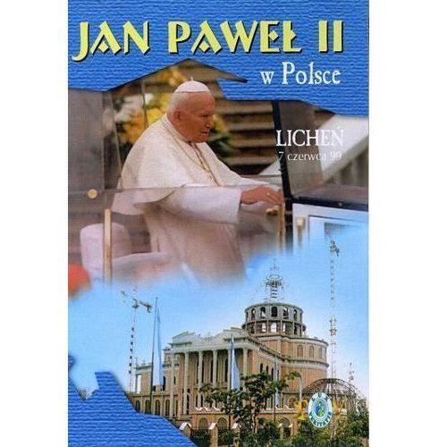Jan paweł ii w polsce 1999 r - licheń - dvd od producenta Fundacja lux veritatis