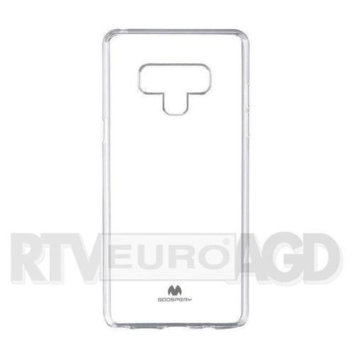 Back case clear jelly samsung note 9 n960 marki Goospery