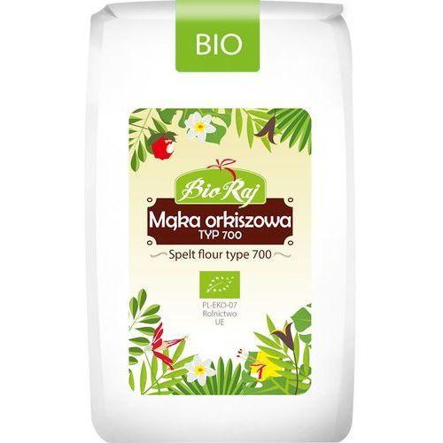 Mąka orkiszowa, biała Typ 700, BIO 500g (5907738150258)