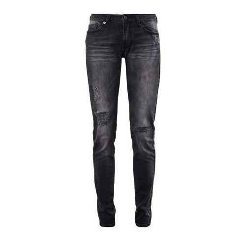 S.oliver jeansy damskie 38/32 czarny