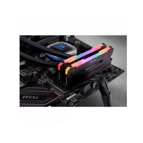 CORSAIR DDR4 Vengeance 16GB/3600 (2*8GB) BLACK RGB CL18 CMW16GX4M2Z3600C18