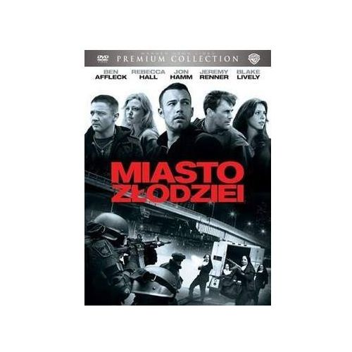 Galapagos films Miasto złodziei premium collection (7321910264249)