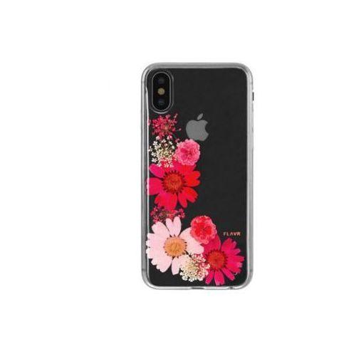 Flavr Etui iplate real flower sofia do apple iphone x wielokolorowy (31466)