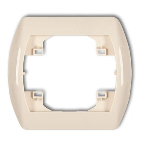 Ramka 1 pojedyncza brązowa TREND (5903292634906)