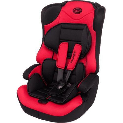 voyager xvi (9-36kg) fotelik – czerwony, marki 4baby