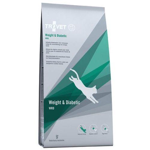 Trovet Cat Weight&Diabetic WRD 3kg, 1251