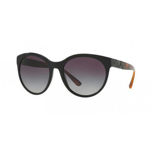 Okulary słoneczne be4236 30018g marki Burberry