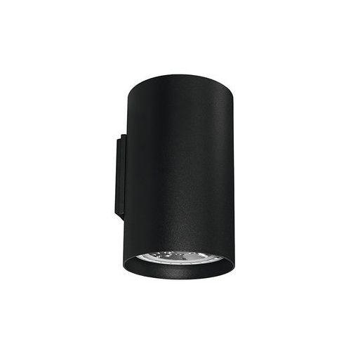 Nowodvorski 9320 tube kinkiet góra-dół czarny (5903139932097)