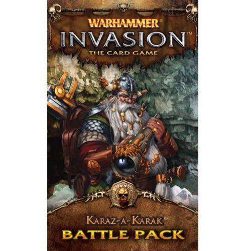 Warhammer inwazja: karaz-a-karak od producenta Fantasy flight games