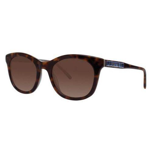 Vera wang Okulary słoneczne nezetta tortoise