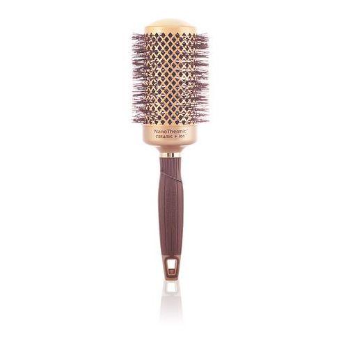 Olivia Garden Nano Thermic 54mm szczotka z technologią nano-srebra z działaniem antybakteryjnym (5414343010773)