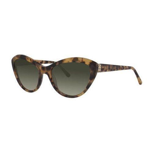 Vera wang Okulary słoneczne v445 tokyo tortoise
