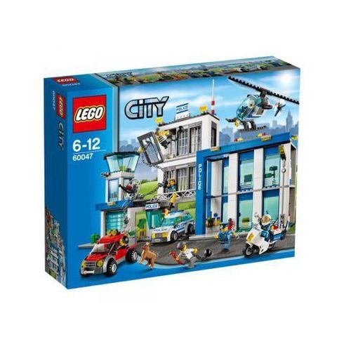 OKAZJA - Lego CITY Posterunek policji 60047