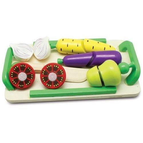 Deska z warzywami do krojenia na rzepy 12 elementów (5907791576712)