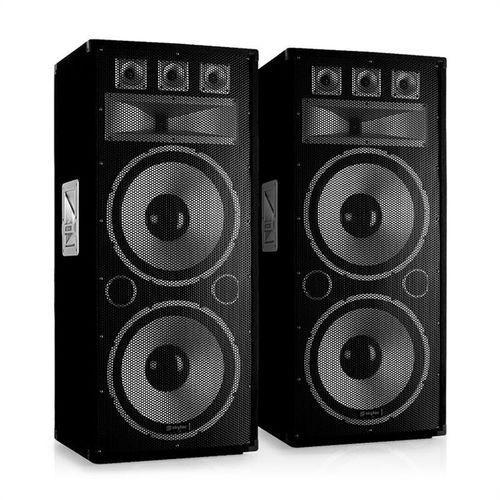 """Skytec  tx212 2 x 38cm (15"""") 2 x pasywny głośnik pa 300w rms"""