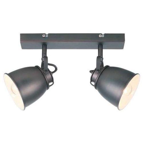 Light prestige Plafon lampa sufitowa tirano lp-151/2w metalowa oprawa ścienna industrialny kinkiet miedziany