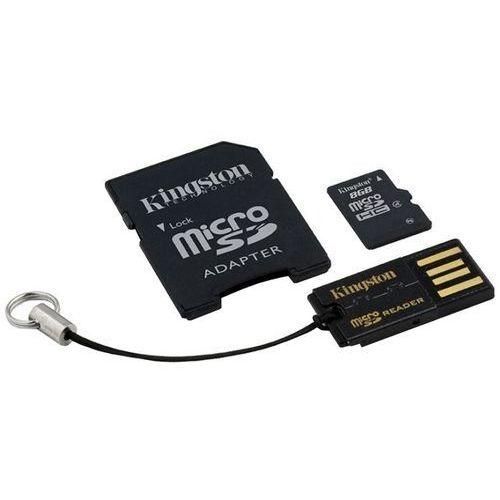 Kingston Czytnik multi kit / mobility kit 8 gb