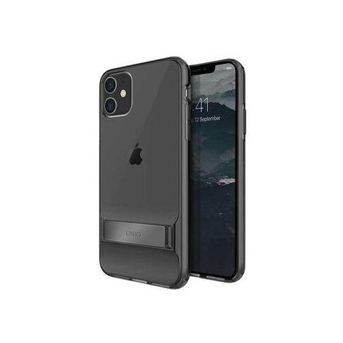 UNIQ etui Cabrio iPhone 11 szary/smoked grey (8886463672167)