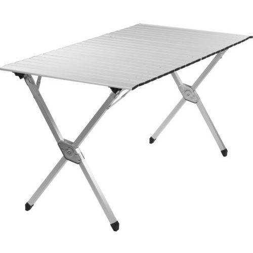 Grizzly pyle ® Stolik stół składany z aluminium na camping ogród