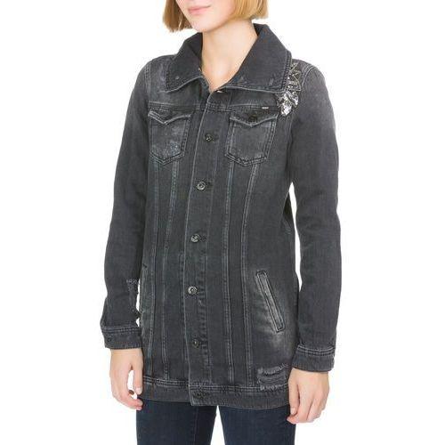 Pepe Jeans Beadie Jacket Szary S (8434538044069)