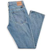 Brixton Spodnie - reserve 5-pkt denim pant faded indigo (findi) rozmiar: 32x32