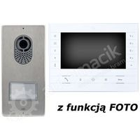 CAME Zestaw videofonowy cyfrowy PLACO/LUXO X2 - bez dodatkowych elementów