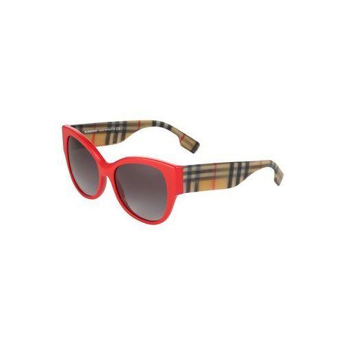 okulary przeciwsłoneczne mieszane kolory / czerwony marki Burberry