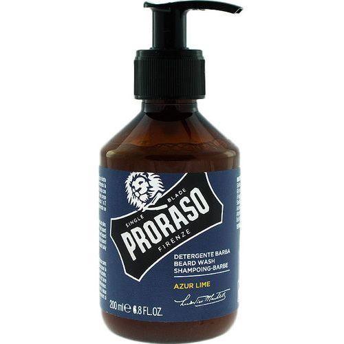 Proraso beard wash cypres & vetyver szampon do brody 200ml (8004395007516)