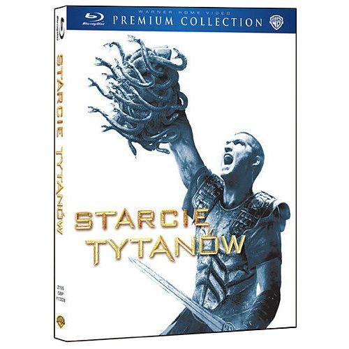 Starcie tytanów premium collection (bd) (Płyta BluRay) (7321996264171)