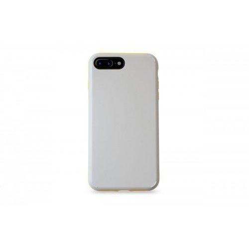 KMP Sporty Case do iPhone 7 Plus/8 Plus szaro-zólte