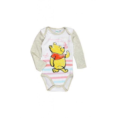 Body niemowlęce 100% bawełna 5t34bp marki Kubuś puchatek