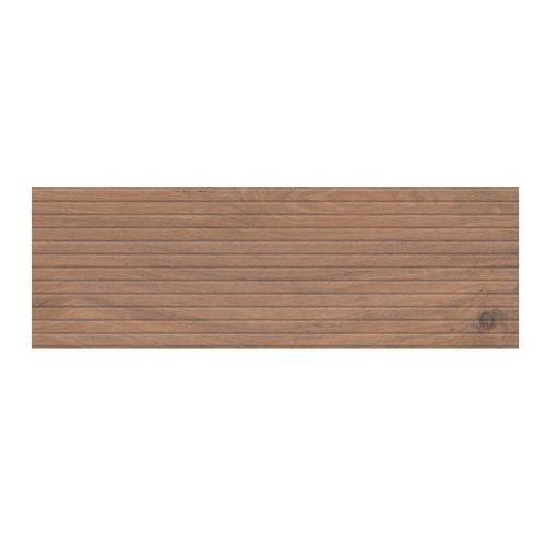 Glazura Kalahari Paradyż 25 x 75 cm wood struktura