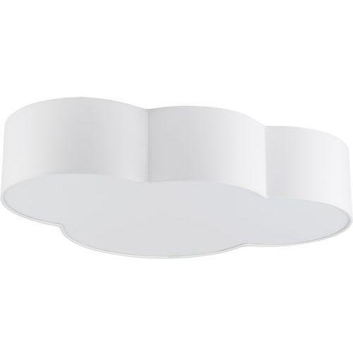 Tklighting Plafon oprawa sufitowa tk lighting cloud 4x15w e27 led biały 1533 (5901780515331)