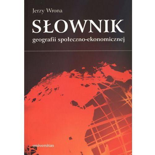 Słownik geografii społeczno-ekonomicznej (197 str.)