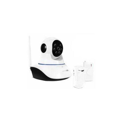 Canyon Kamera ip hd ip z dodatkowym czujnikiem (cnss-ka1w) biały