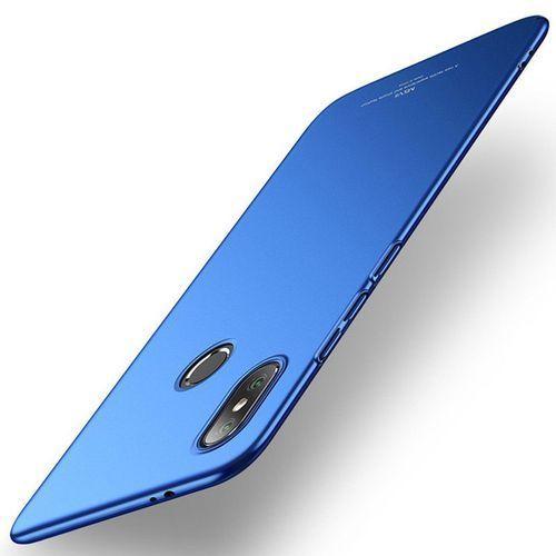 Msvii Etui xiaomi mi8 - blue