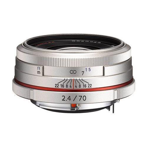 Pentax hd da 70 mm f/2,4 limited - produkt w magazynie - szybka wysyłka!