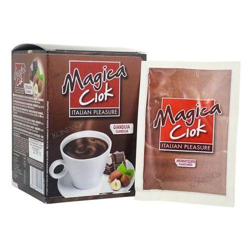 Czekolada na gorąco Magica Ciok Gianduja 10x25g z kategorii Kakao
