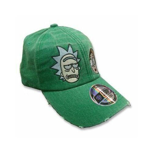 Czapka rick and morty baseball hat marki Good loot