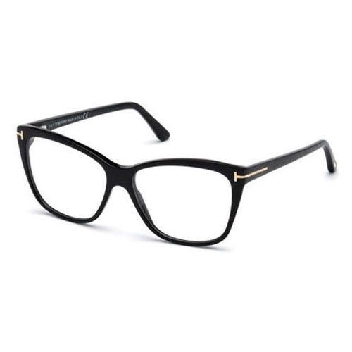 Tom ford Okulary korekcyjne ft5512 001