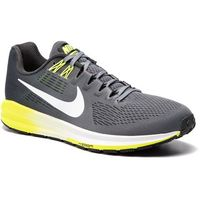 Buty - air zoom structure 21 904695 007 cool grey/ white/anthracite, Nike, 45.5-47.5