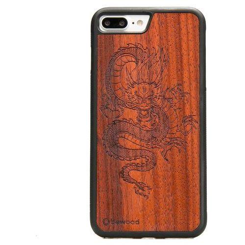 Iphone 7 plus czerwony smok marki Bewood