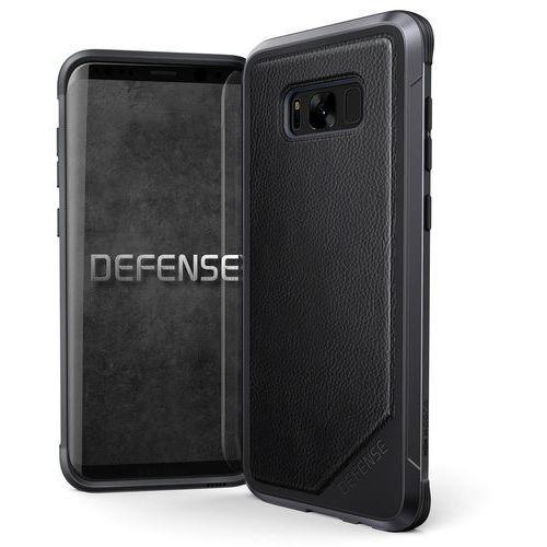 X-Doria Defense Lux - Etui aluminiowe Samsung Galaxy S8+ (Black Leather) - Szybka wysyłka - 100% Zadowolenia. Sprawdź już dziś! (6950941456708)