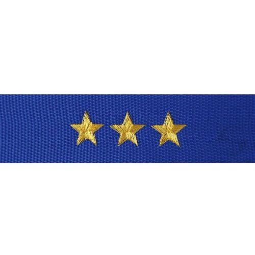 Otok do czapki garnizonowej PSP - aspirant sztabowy, kapitan, starszy brygadier