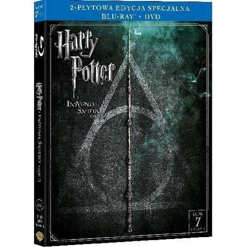 Harry Potter i Insygnia Śmierci, część 2 (2-płytowa edycja specjalna) (Blu-Ray) - David Yates DARMOWA DOSTAWA KIOSK RUCHU